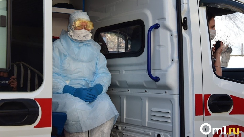В Омской области вновь выявлено рекордное количество заболевших COVID-19 за сутки