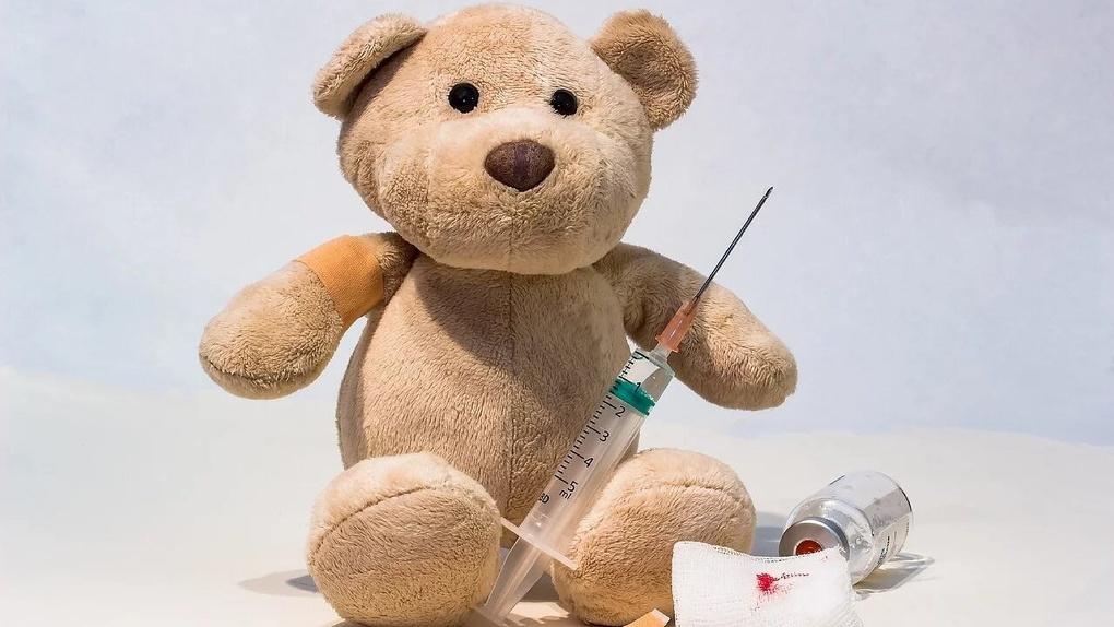 В Омске детям без прививок запретят ходить в школы и детские сады