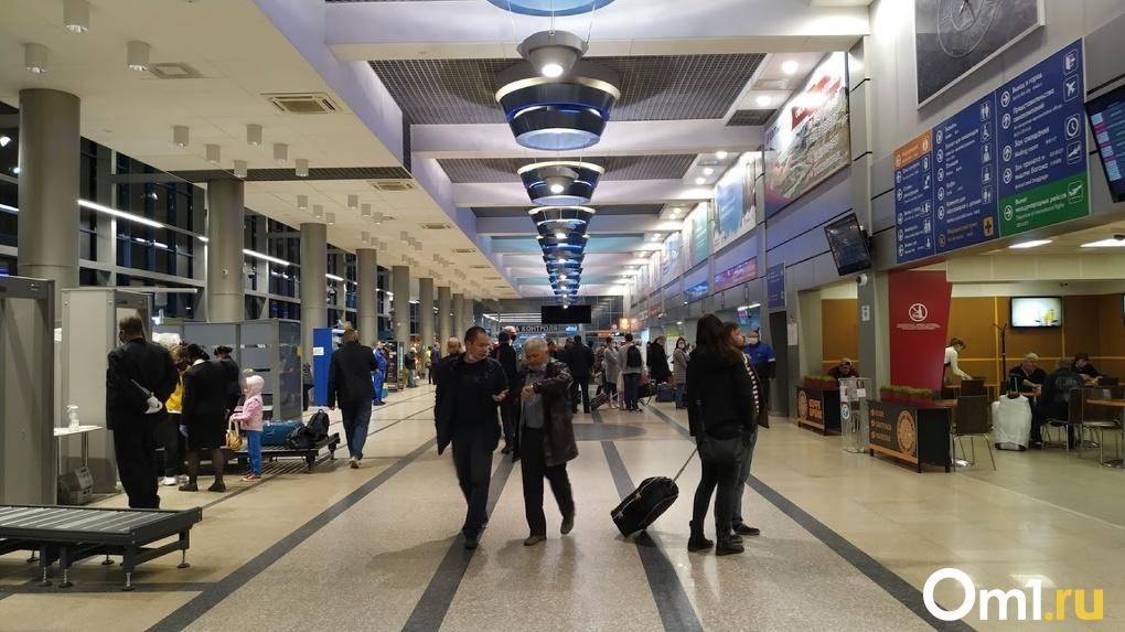 Аэропорт Омск-Фёдоровка ожидает полный снос до основания