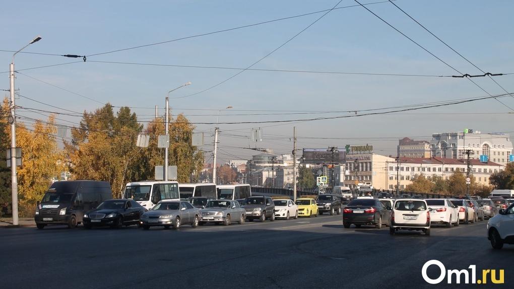 Центр Омска облагородят за счет «Газпрома»