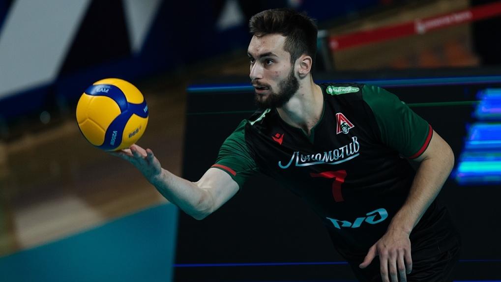 Новосибирский волейбольный клуб «Локомотив» отстранили от матчей из-за коронавируса