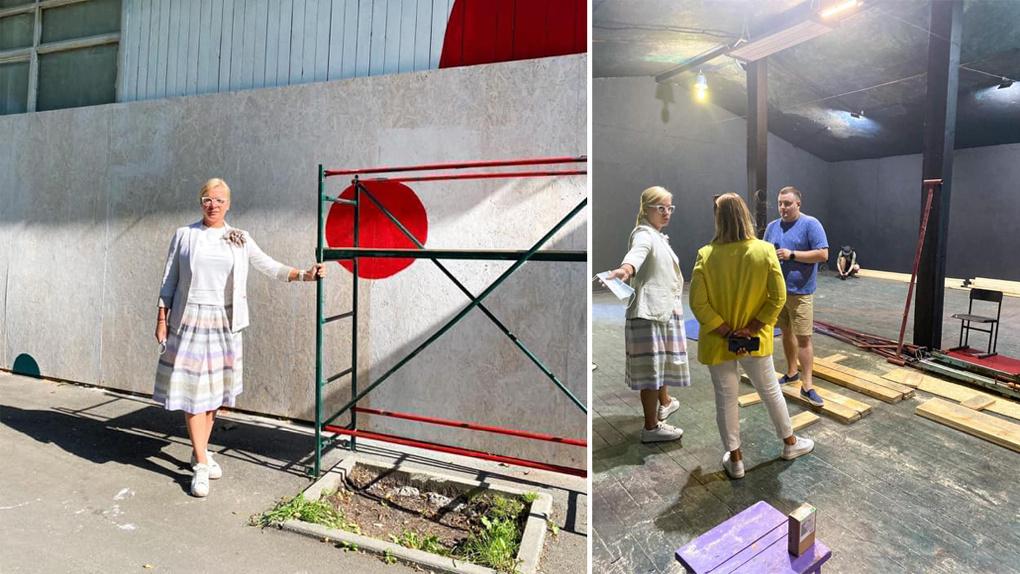 В Новосибирске откроют «Сарай искусств» для молодых граффитистов