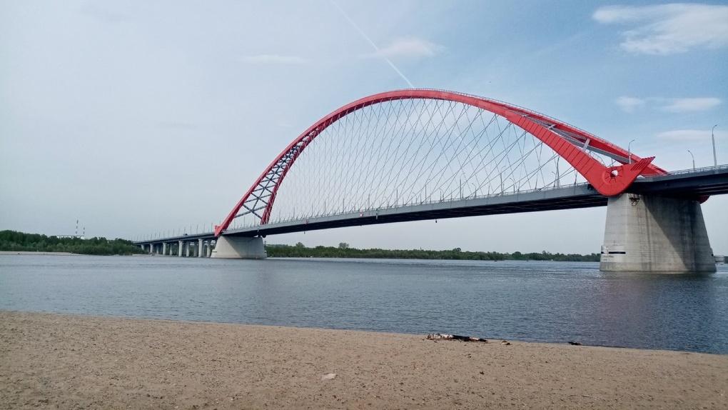 Мэр Новосибирска распорядился запретить вход на городские пляжи