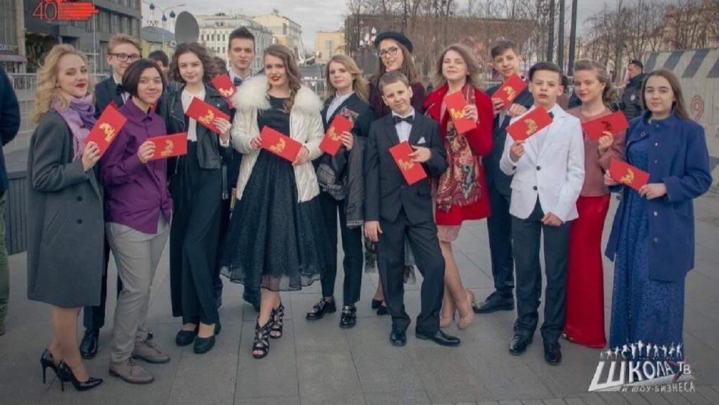 Омский депутат Голушко отправил учеников школы журналистики на международный кинофестиваль в Москву
