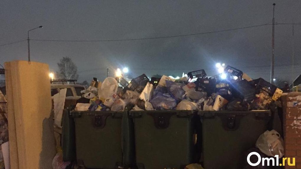 «Экологию-Новосибирск» уличили в навязывании невыгодных условий по вывозу мусора
