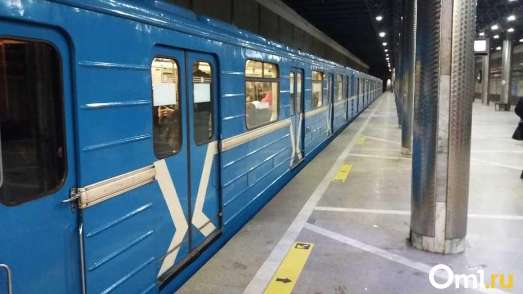 Поезд-музей запустят в честь 35-летия новосибирского метро
