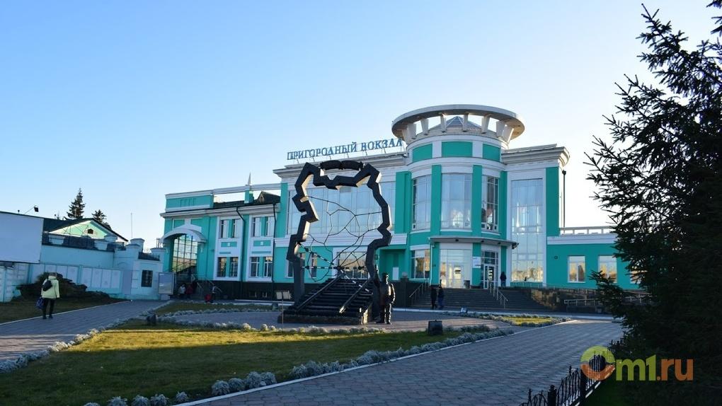 C 1 июня в Омске изменится график движения пригородных поездов