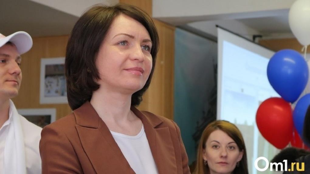 Мэр Омска Оксана Фадина сообщила о похудении на 20 килограмм перед прививкой от коронавируса