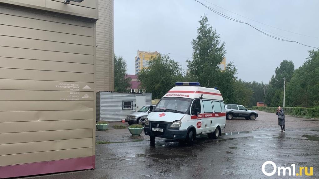 «Отравление — не основная причина» – омские врачи о состоянии Навального
