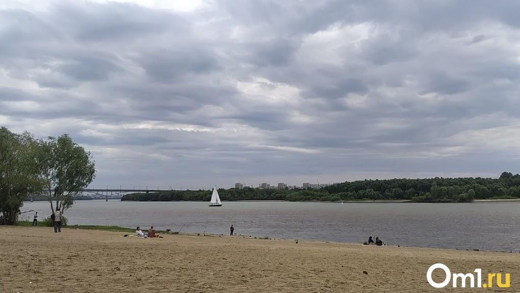 Летний зной постепенно начнёт уходить из Омска