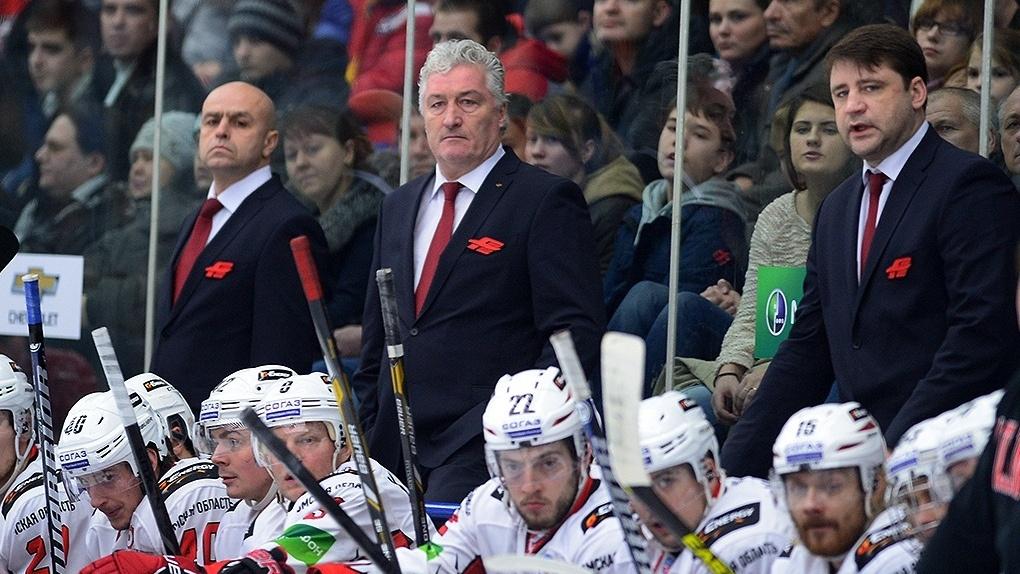 Стала известна причина смерти бывшего тренера «Авангарда» Милоша Ржиги