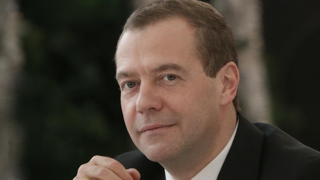 Дмитрий Медведев призвал «выжать все» из экономики Рунета