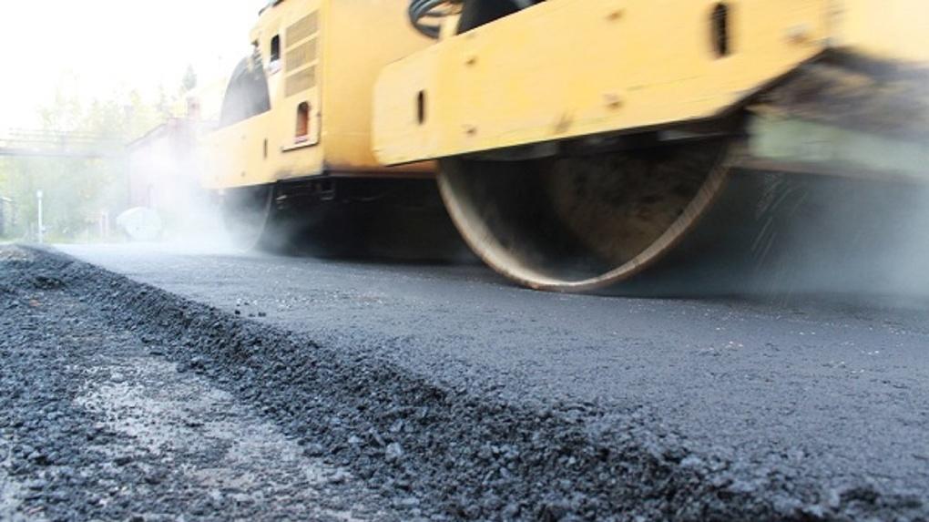 В Омске заканчивают ремонт дороги, которая соединяет улицу ...