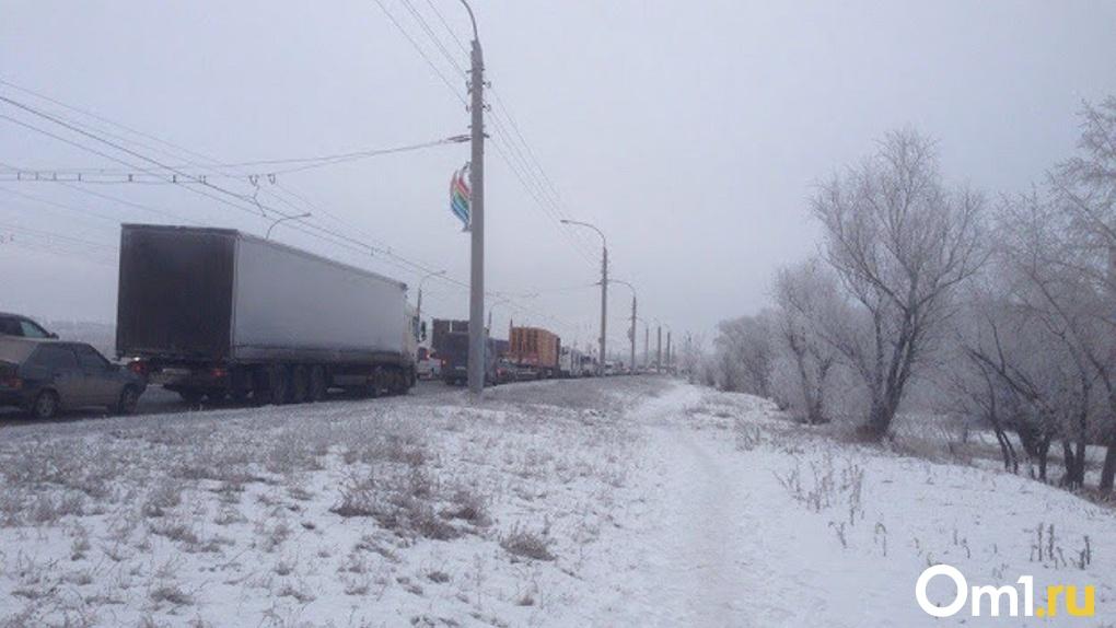 В Омске из-за ремонта перекроют переезд на 3-й Транспортной