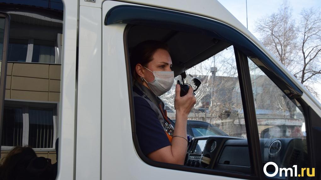 Коронавирус продолжает распространяться по некоторым районам Омской области