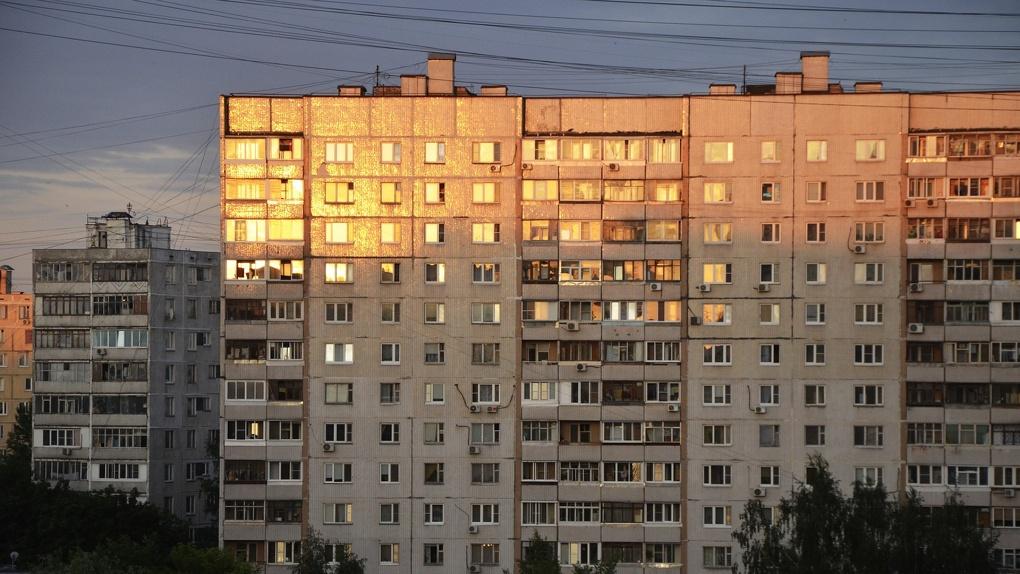 В омских Нефтяниках подготовили к зиме уже 98% домов