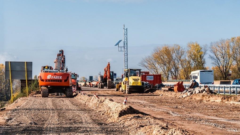 Росавтодор требует расторгнуть контракт на 10 миллиардов рублей с «Сибмостом»