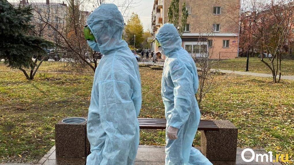 Ещё четыре смерти и 202 новых случая заражения. Омский Минздрав отчитался о ситуации с COVID-19 в регионе