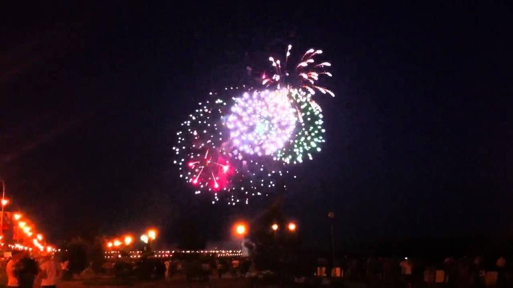 Фейерверк на День города может стать лучше, чем в 300-летие Омска