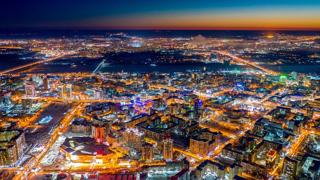 Смотровая площадка с панорамным видом на город появится в Новосибирске