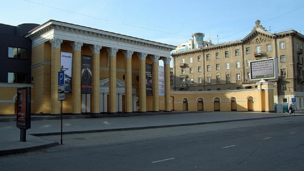 Офисное здание рядом с кинотеатром «Победа» продают в Новосибирске за 380 миллионов рублей