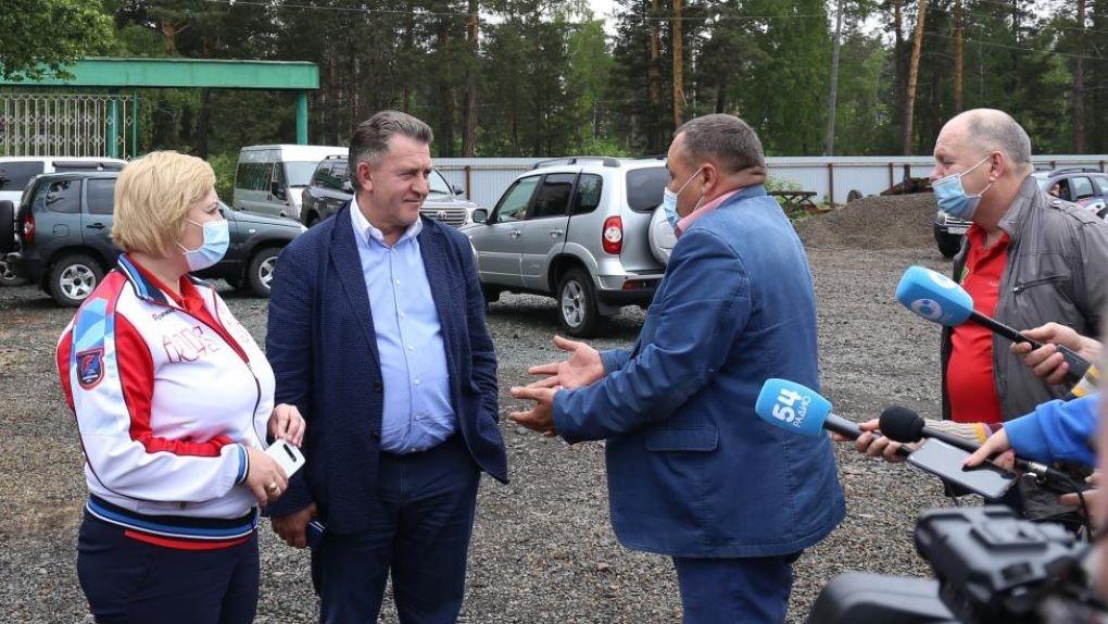 Искоренение теневых схем лесозаготовки поможет пополнить бюджет Новосибирской области