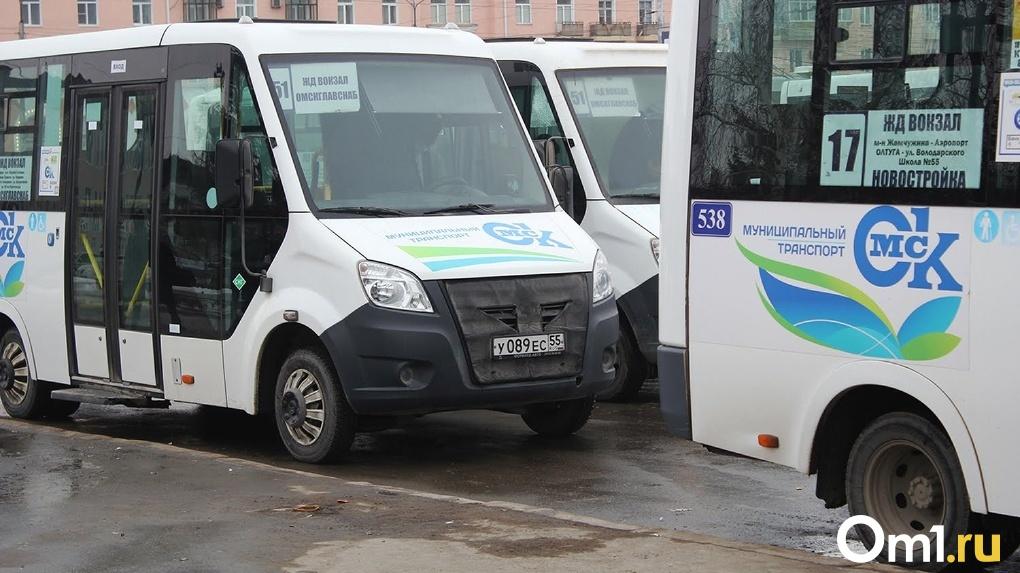 В Омске отложили традиционный запуск дачных автобусов