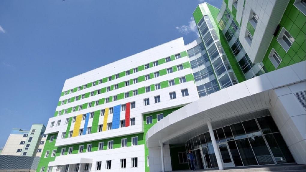 В конце года в Новосибирске закончат строить перинатальный центр