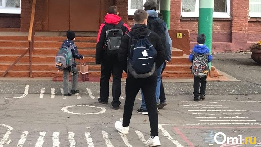 Около половины новосибирских школьников не вышли на каникулы