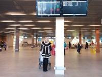 Омский аэропорт не стал лучшим в России