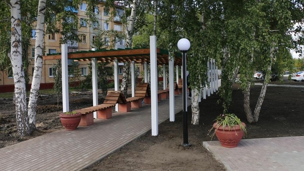 Волшебное преображение: что было на месте новых парков и скверов в Омске