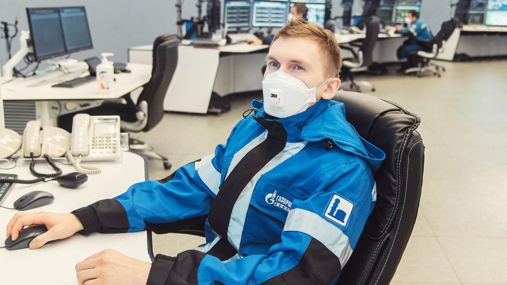На Омском НПЗ действует антивирусная программа для максимальной защиты сотрудников от COVID-19