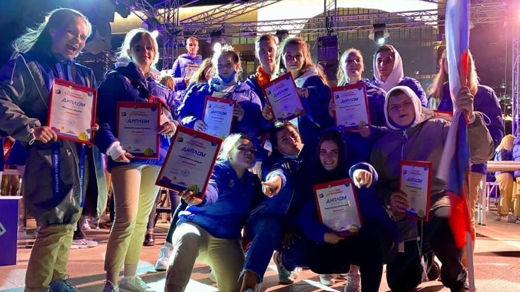Омские школьники выиграли во Всероссийском конкурсе «Большая перемена»