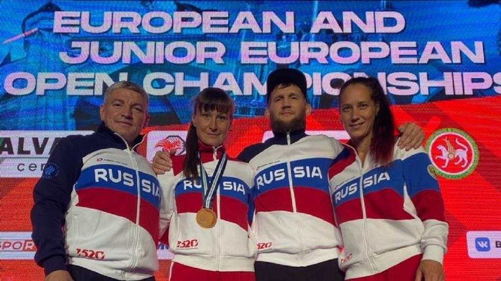 Омская спортсменка заняла призовое место на чемпионате Европы по ММА