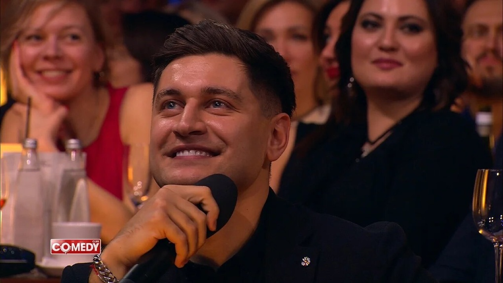 Резиденты шоу Comedy Club поиздевались над женихом Ольги Бузовой из Новосибирска