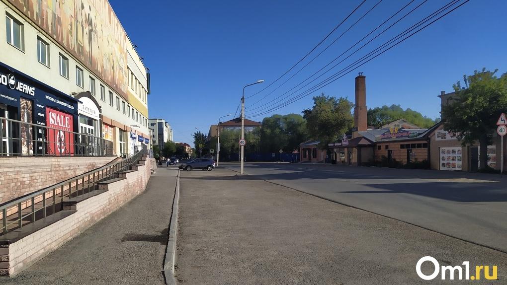 В Омске все готово для введения пропускного режима