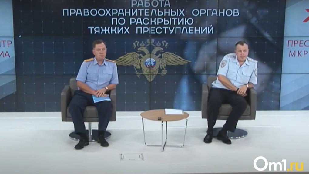 Полицейские вышли на след омского «левобережного маньяка» за 10 дней