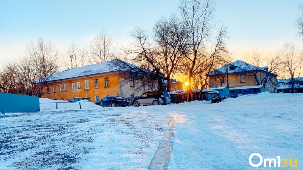 Зима задержится на месяц. Март в Омске обещает быть холодным и снежным