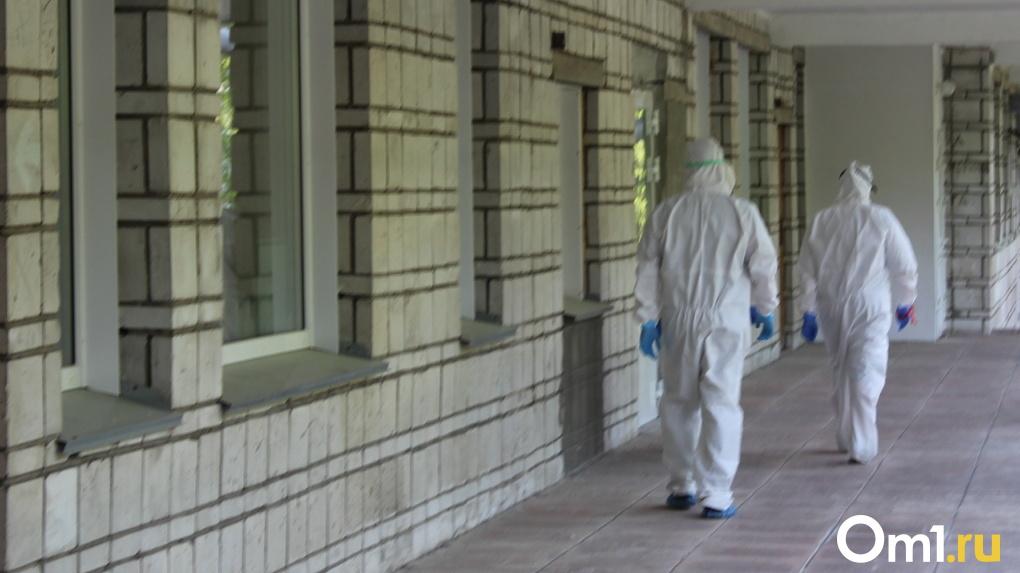 813 новосибирцев скончались от коронавируса