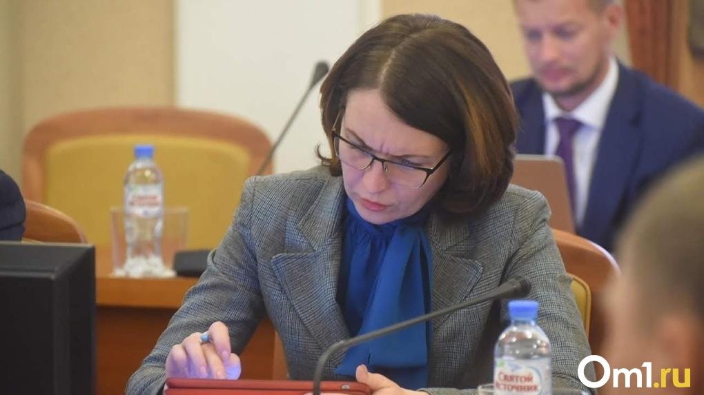 Мэр Омска Оксана Фадина рассказала, как повлиял режим самоизоляции на ее семью