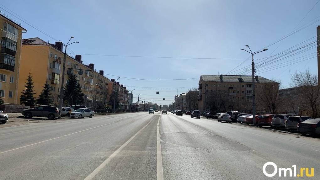 Из-за пожеланий омичей в городе передумали строить дорогу-дублер Красного Пути