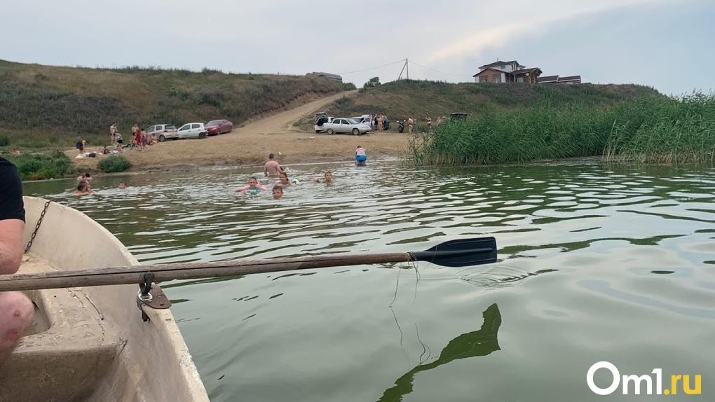 Спустя неделю в водах Омской области нашли молодого человека, который пропал на рыбалке
