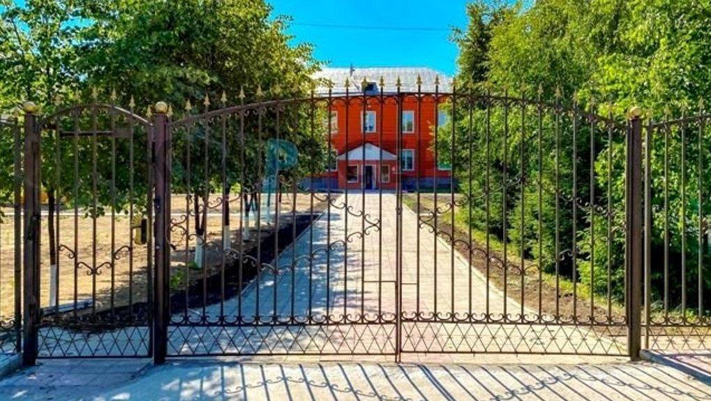 В Омске здание бывшего детского сада продают как офисный центр