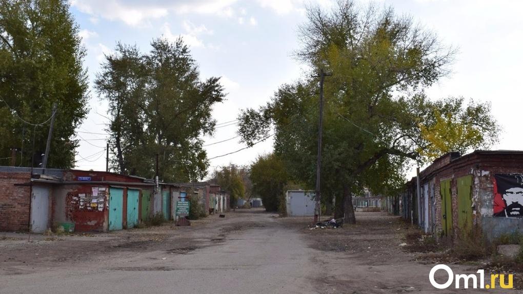 Стоимость гаражей в Омске оказалась одной из самых низких в России
