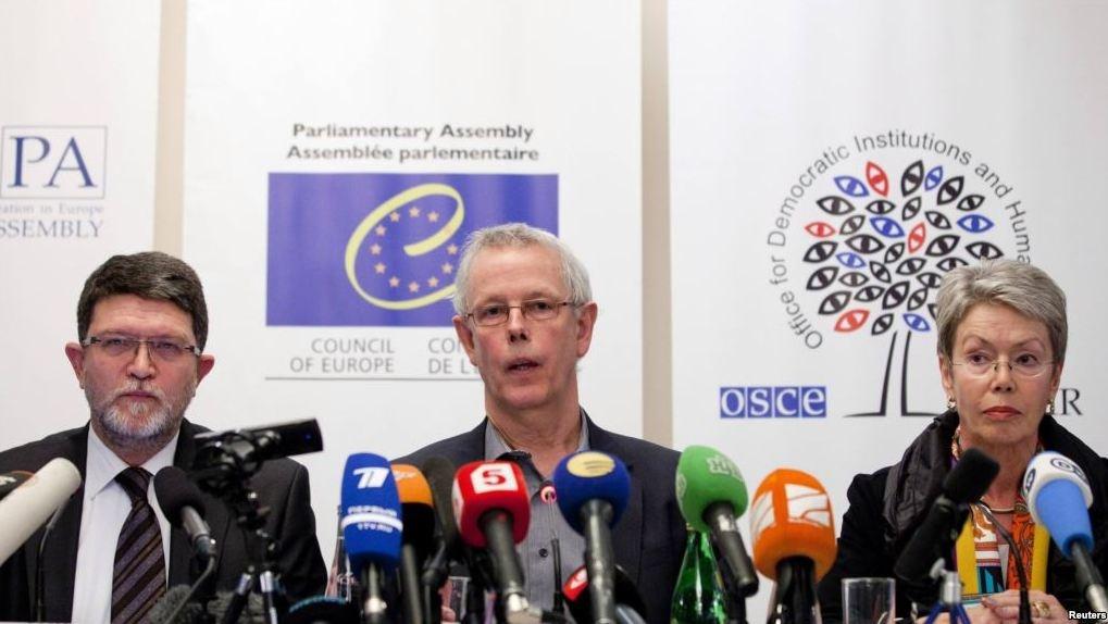 Международные наблюдатели пока не заявились на выборы в Горсовет Омска