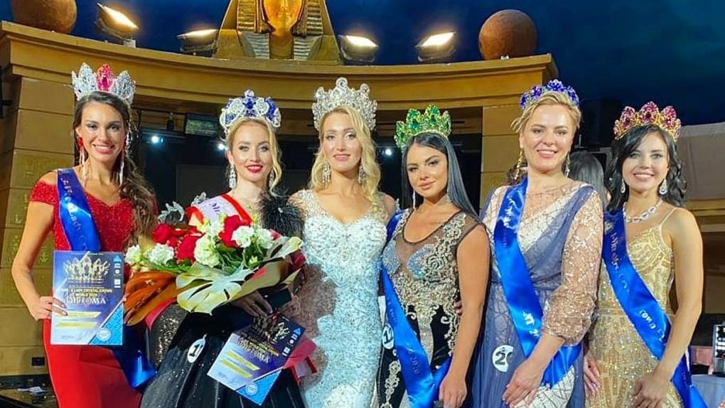 Все омички-участницы конкурса красоты в Сочи получили короны