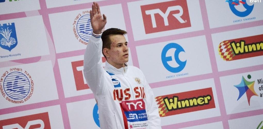 Подросток из Омска завоевал две серебряные медали на первенстве Европы по плаванию