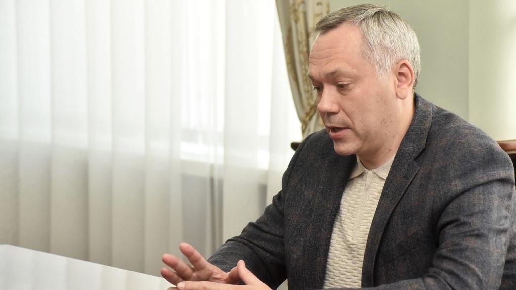 Новосибирский губернатор ответил на обвинения в сексизме
