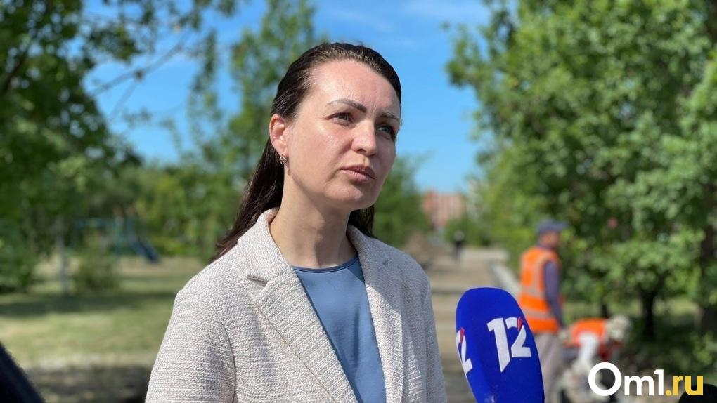Оксана Фадина пообещала в роли депутата Госдумы озвучить проблемы маленьких поселений Омской области