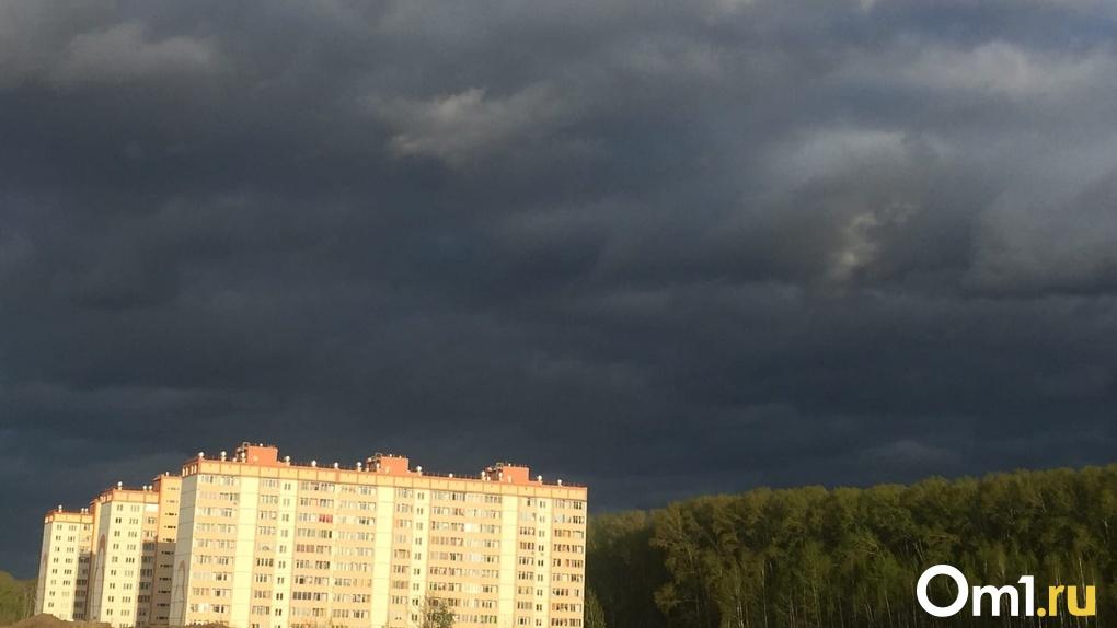 Мощный ливень обрушится на Новосибирск: прогноз погоды на первую майскую неделю